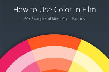 如何在电影中使用色彩 – How to Use Color in Film