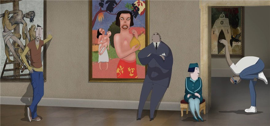 第46届动画安妮奖动画电影《盗梦特攻队》推荐