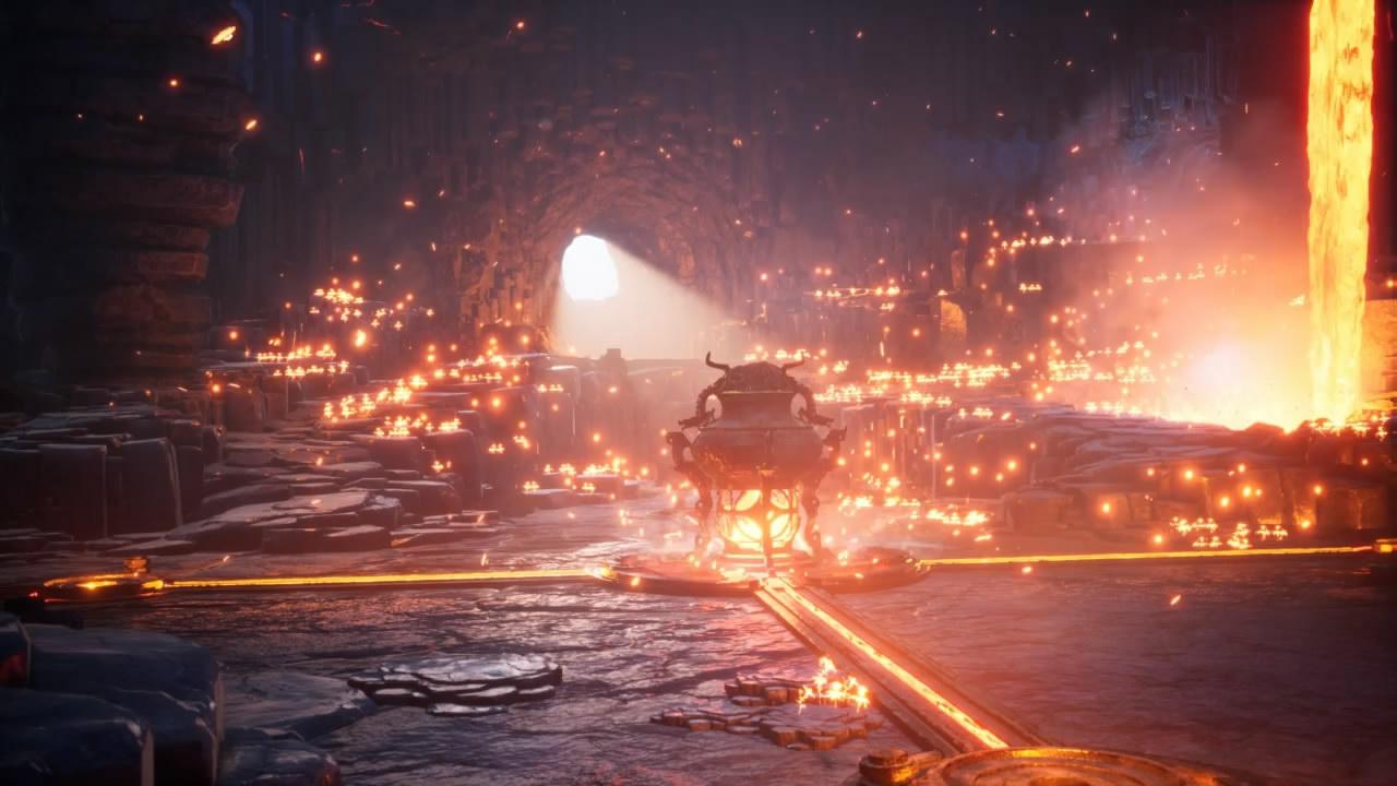 《仙剑奇侠传7》技术演示视频欣赏 支持光线追踪