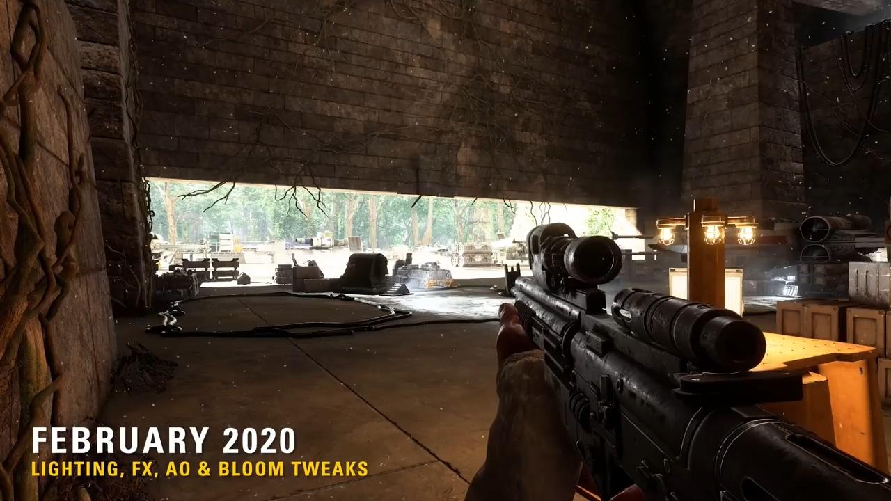 《星球大战:前线2》视觉效果升级