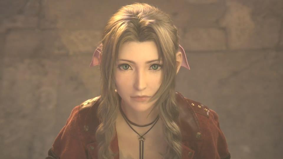 《最终幻想7:重制版》5分钟开场动画欣赏