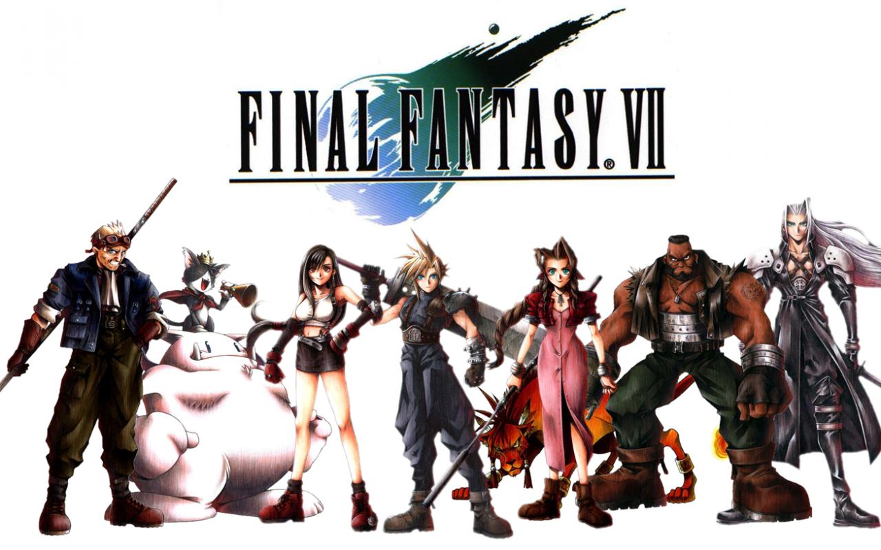 《最终幻想7:重制版》各版本开场动画对比欣赏