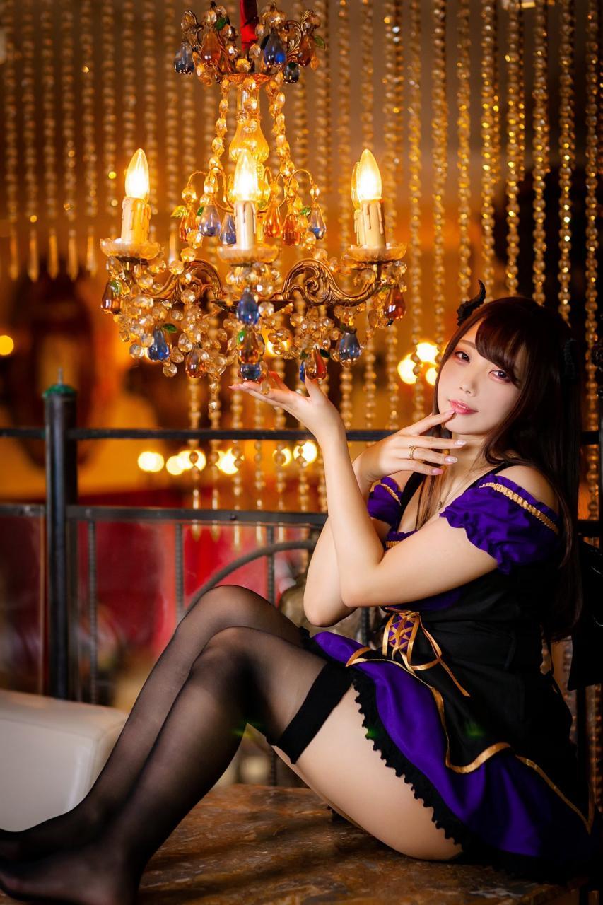 日本美女Coser美图合集欣赏 可爱妹子大尺度出镜
