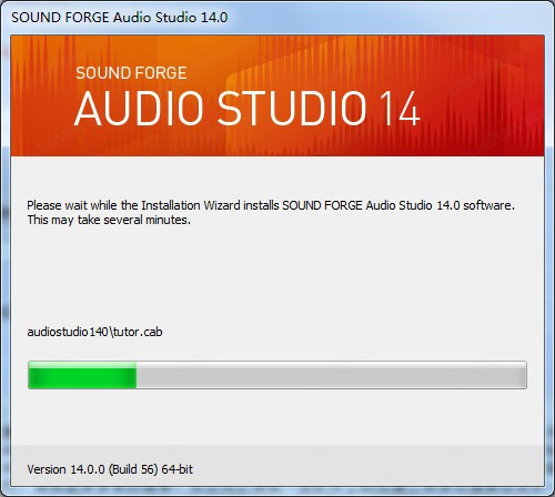 sound forge audio studio 14v14.0.56破解版