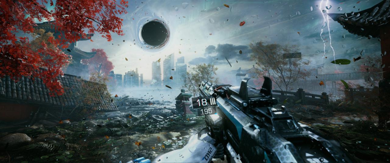 国产FPS《光明记忆:无限》新图 26日公布试玩演示