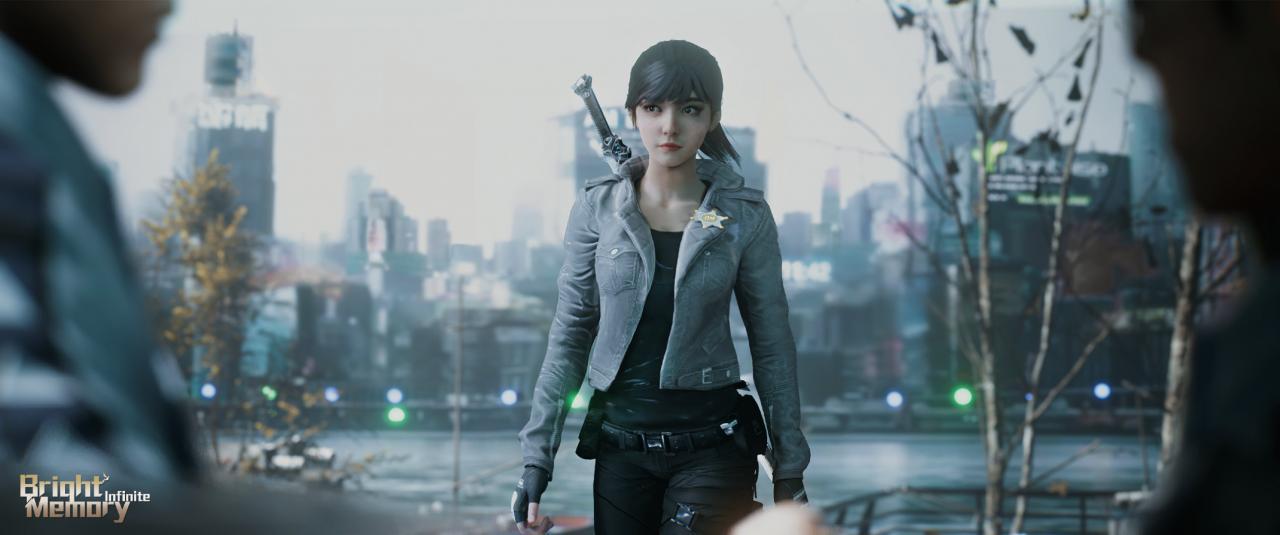 国产FPS《光明记忆:无限》脸部捕捉预告 女主新形象
