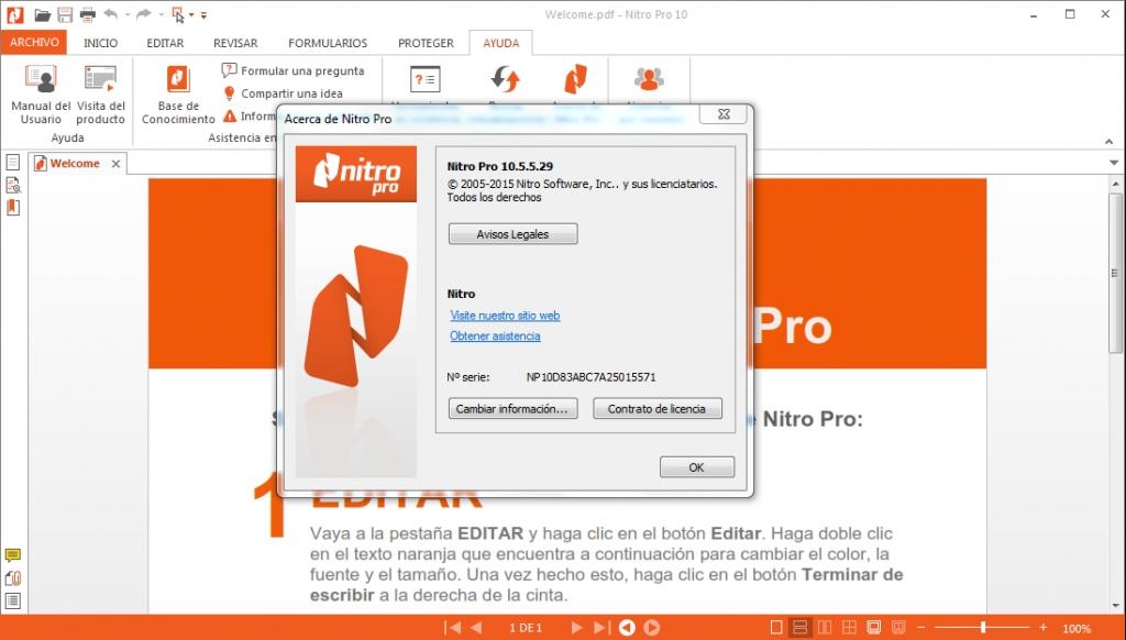 Nitro PDF Professional X64 V 8.0.9.8,一款超级好用的PDF编辑软件