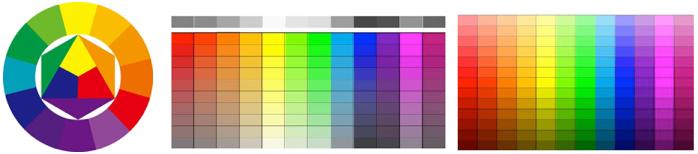 新手学配色,看这篇《色彩设计原理》读书笔记就够了
