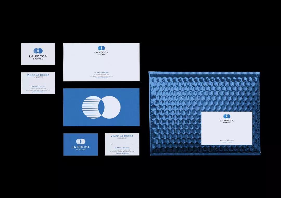 经典蓝在设计中的配色运用